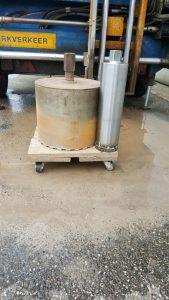 350 mm boor voor asbestonderzoek (1)